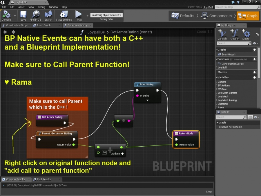 Blueprints empower your entire team with blueprintnativeevents bpnative2g malvernweather Image collections