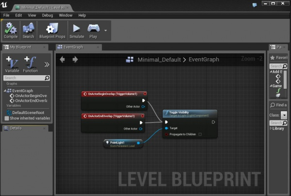 Blueprint light switch tutorial epic wiki final blueprint layout malvernweather Images