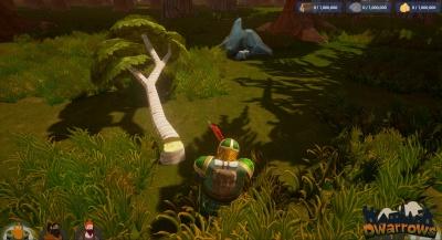 Resource Gathering - Chopping Trees